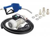 Pumpe für AdBlue® 230V, Aut. Zapfpistole, Durchflussmesser