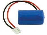 Ersatzbatterie für Durchflussmesser