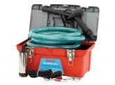 Mobile Tankstellen Box, Tauchpumpe 12V 18l/min