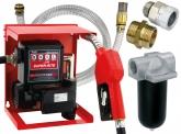 Dieseltankanlagen Set Easy mit 2m Saugschlauch & Dieselfilter