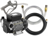 Dieselpumpe selbstansaugend, 2m Saugschlauch, Zapfpistole, 4m Druckschlauch
