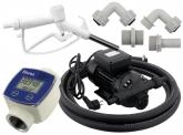 Pumpe für AdBlue® 230V, Zapfpistole, Durchflussmesser