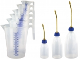 Messbecherset, Öler 125ml, 250ml, 500ml