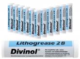 12x Fettkartusche Divinol KP2N-30 Lithogrease 2 B 400g