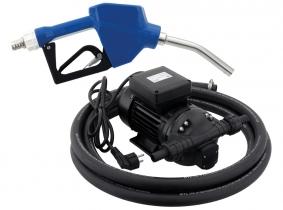 Pumpe für AdBlue® 230V mit Aut. Zapfpistole & Schlauch