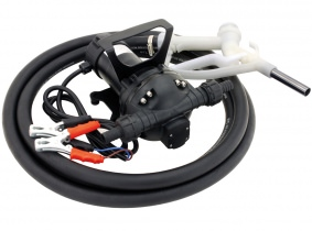 Pumpe für AdBlue® 12V mit Zapfpistole & Schlauch