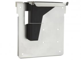 Edelstahl Halteblech für IBC-Container