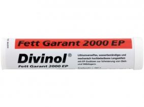 Fettkartusche Divinol KP2K-30 Fett Garant 2000 EP 400g